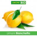 Limoni Bio BIANCHETTO - Confezione da 5 Kg